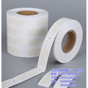 不干胶标签的技术标准及要求